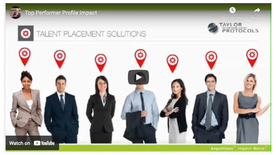 Learn how Top Performer technology can help you in this 3-minute video